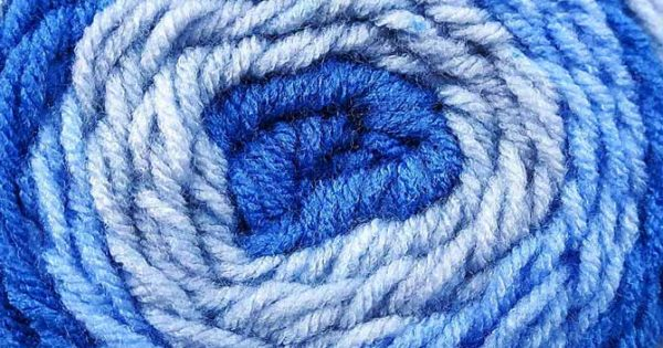 3 Patterns To Knit With Self Striping Worsted Weight Yarn