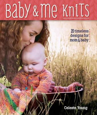 Baby and Me Knits Book Cover Image