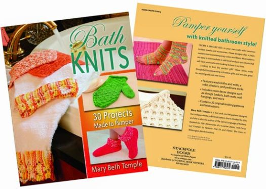 Book Review and Giveaway: Bath Knits by Mary Beth Temple
