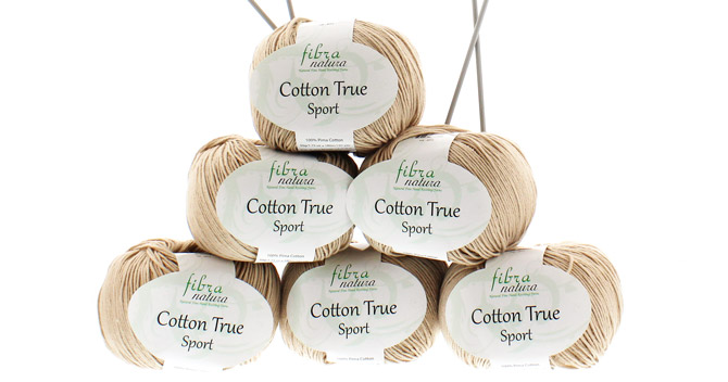 Cotton True Sport Yarn