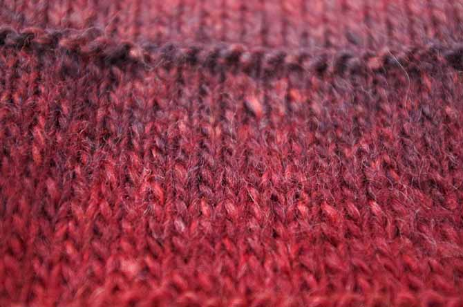 Close up of Classic Shades in the Campfire colorway