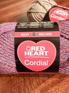 Red Heart's Cordial in Natural and Jazzy