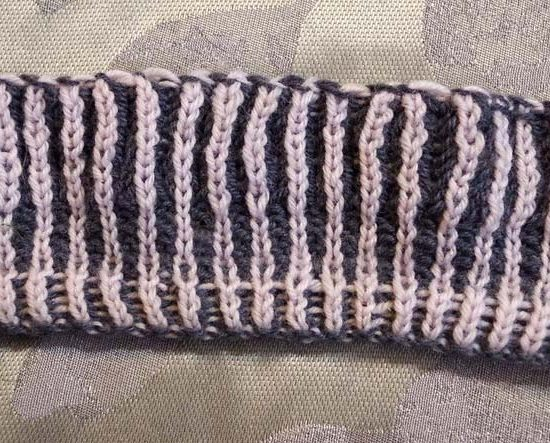 Is Charles Voth biting off too much with Brioche stitch? Learn from his adventure with Bella Cash yarn.