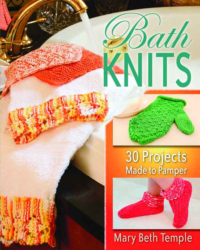 Cover of Bath Knits by Mary Beth Temple