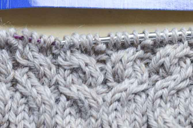 Once you know the basics of cables, there are so many possibilities for your knitting!