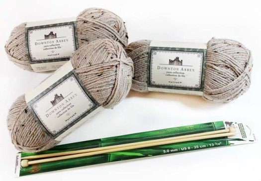 KNITmuch Giveaway Contest: Downton Abbey Yarn Gift Set