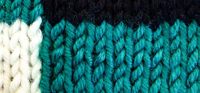 Fixed loose stitch
