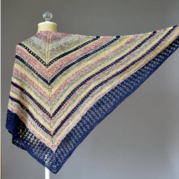 The product photo of the Flying V from the Universal Yarn website.