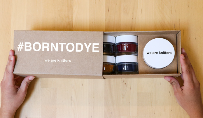 #BornToDye Kit awesome Giveaway!