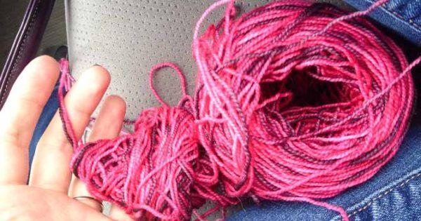 3 Tips To Untangle Yarn Snafu
