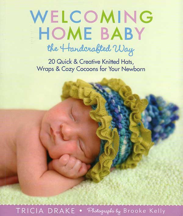 KNITmuch Giveaway 040: Welcoming Home Baby