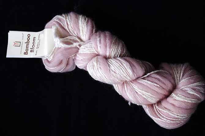 Bamboo Bloom yarn