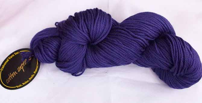 Cotton Supreme Solids by Universal Yarn Inc.