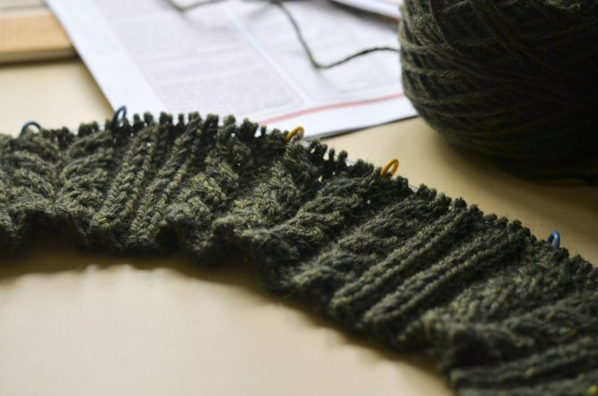 Weak in the face of wool | Glenna Knits