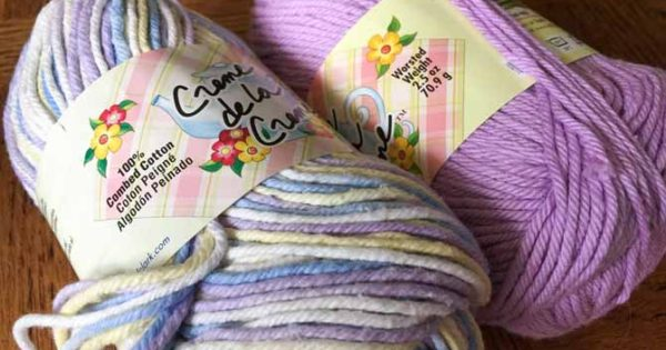 Why Creme De La Creme Yarn Is A Good Substitute For The