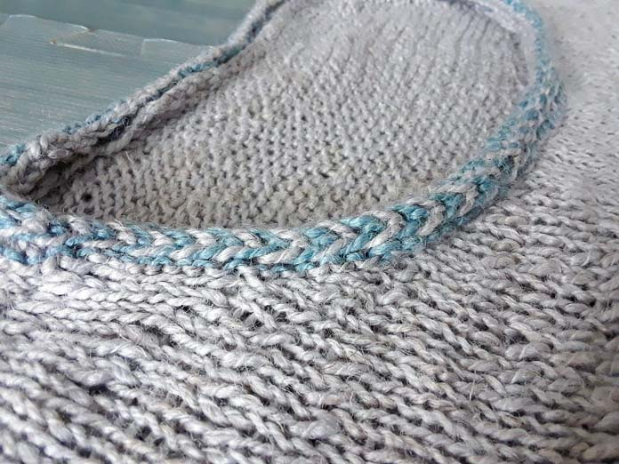 4 finishing techniques that take your knitting from homemade to handcrafted