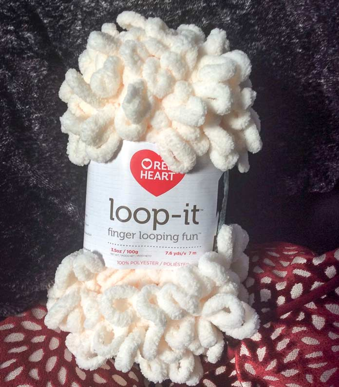 Loop-it looks like a poodle in a ball!