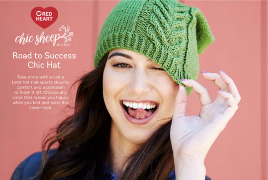 The Road to Success Chic Hat is the perfect spring fashion item!