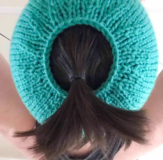 0786a8b8878 A boring hat  Never again with this easy knitting pattern
