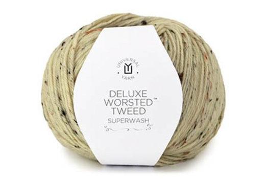 Yummy tweed yarn