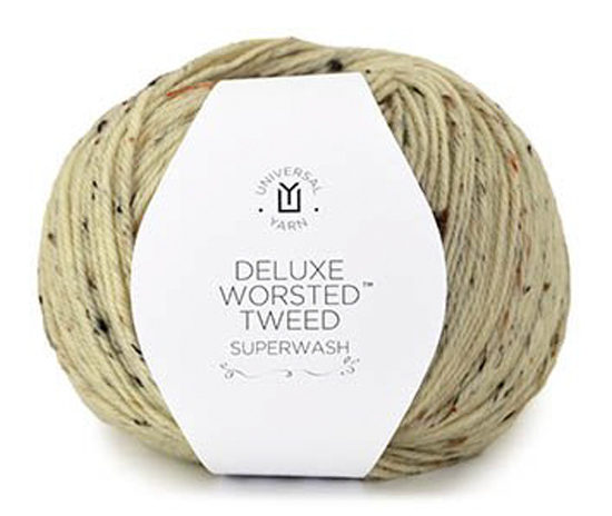 Yummy tweed yarn