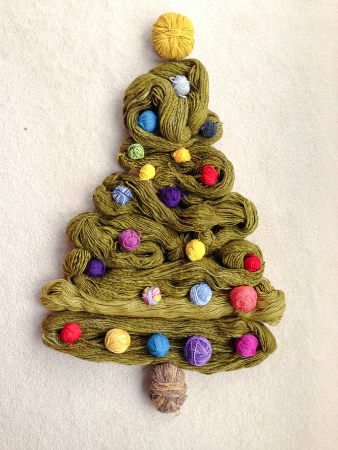 Wishing YOU a Wooly Christmas